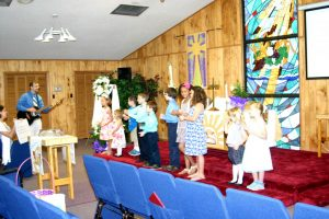 Grace Kids Body Worship